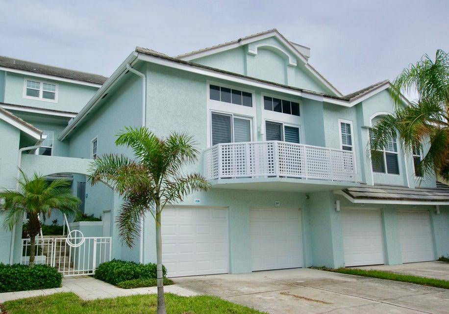 Cooperativa / condomínio para Venda às 206 Mainsail Circle 206 Mainsail Circle Jupiter, Florida 33477 Estados Unidos