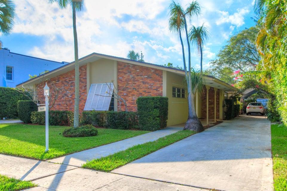 出租 为 出租 在 3109 Vincent Road 3109 Vincent Road 西棕榈滩, 佛罗里达州 33405 美国