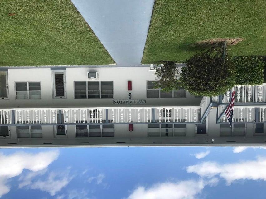 Konsum / Eigentumswohnung für Verkauf beim 158 Easthampton G 158 Easthampton G West Palm Beach, Florida 33417 Vereinigte Staaten