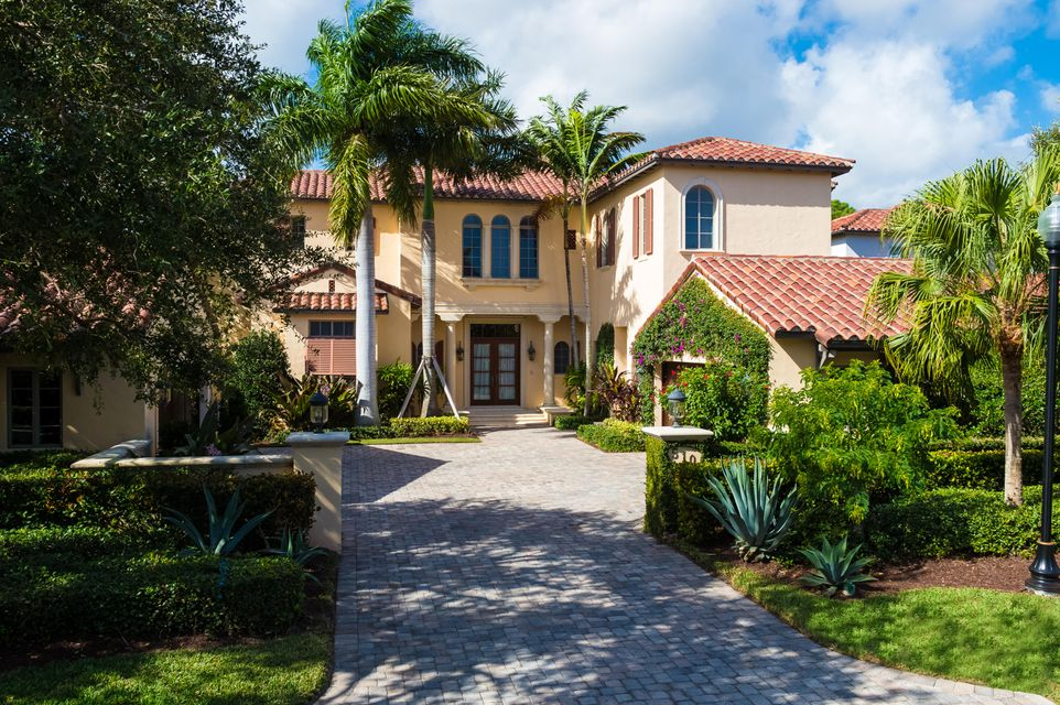 Single Family Home for Sale at 510 Bald Eagle Drive Jupiter, Florida 33477 United States
