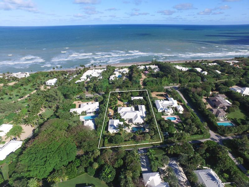 Single Family Home for Sale at 240 S Beach Road 240 S Beach Road Hobe Sound, Florida 33455 United States
