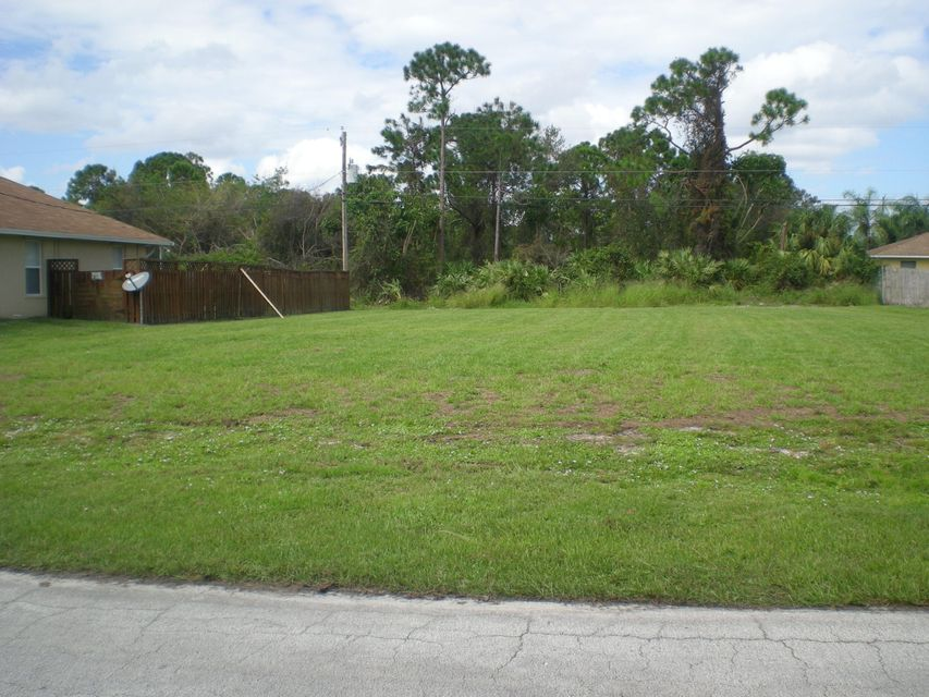 Land for Sale at SW General Patton Terrace SW General Patton Terrace Port St. Lucie, Florida 34953 United States