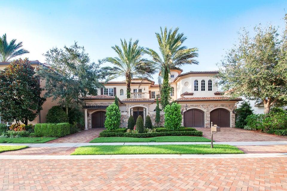 Single Family Home for Sale at 6398 Montesito Street 6398 Montesito Street Boca Raton, Florida 33496 United States
