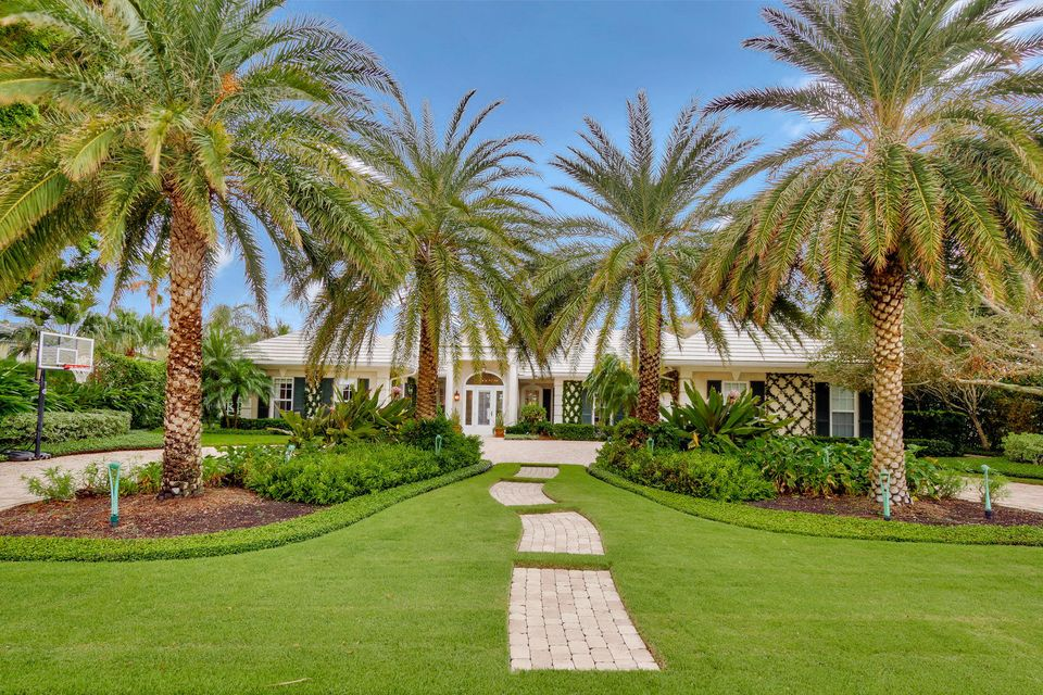 New Home for sale at 1083 Lake House Drive in North Palm Beach