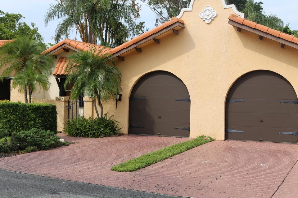 Villa for Sale at 13677 Cortez Drive 13677 Cortez Drive Delray Beach, Florida 33484 United States