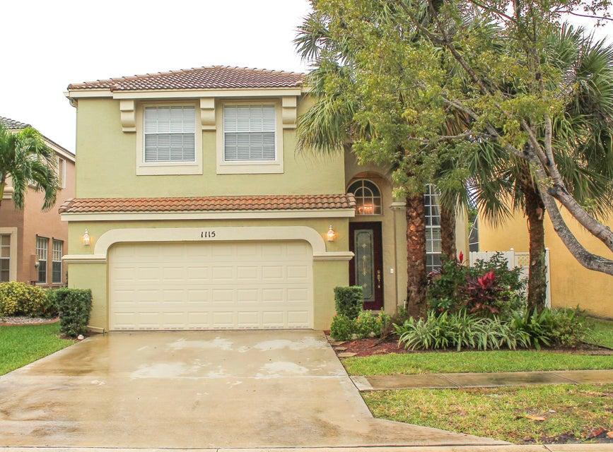 Férias para Locação às 1115 Oakwater Drive 1115 Oakwater Drive Royal Palm Beach, Florida 33411 Estados Unidos