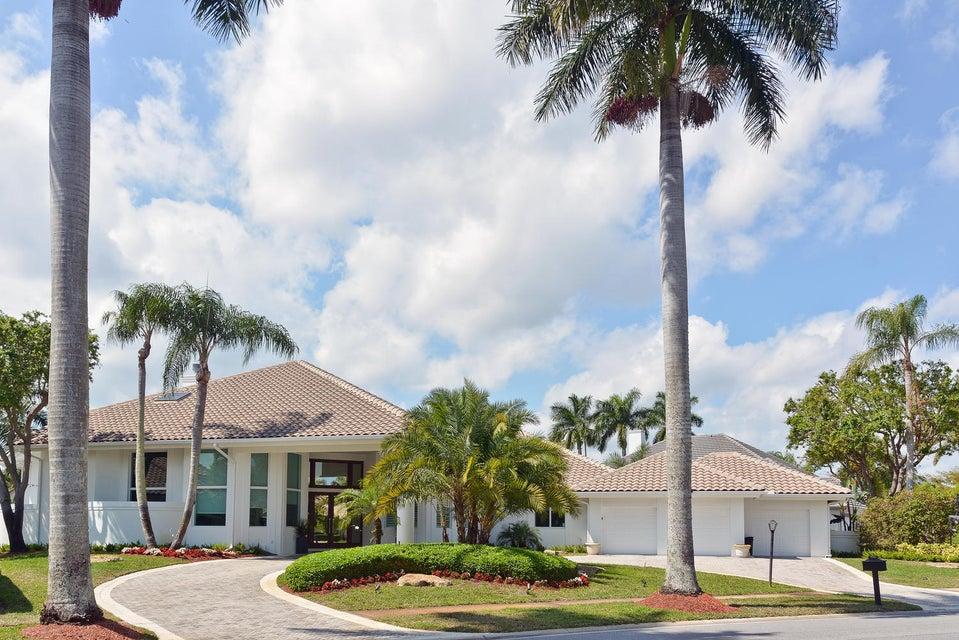 Casa Unifamiliar por un Venta en 17155 Whitehaven Drive 17155 Whitehaven Drive Boca Raton, Florida 33496 Estados Unidos
