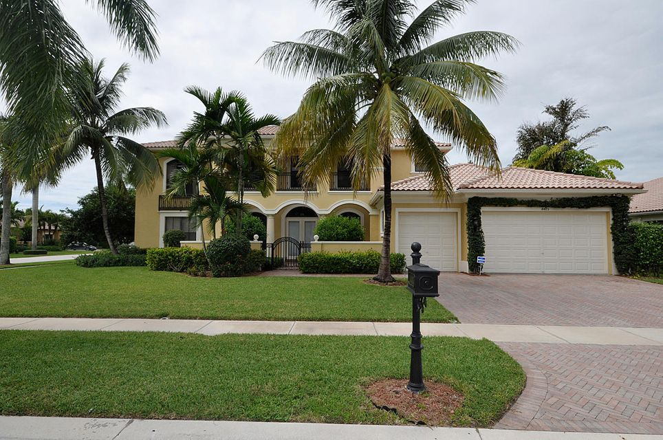 Additional photo for property listing at 4485 Island Reef Drive 4485 Island Reef Drive Wellington, Florida 33449 Vereinigte Staaten