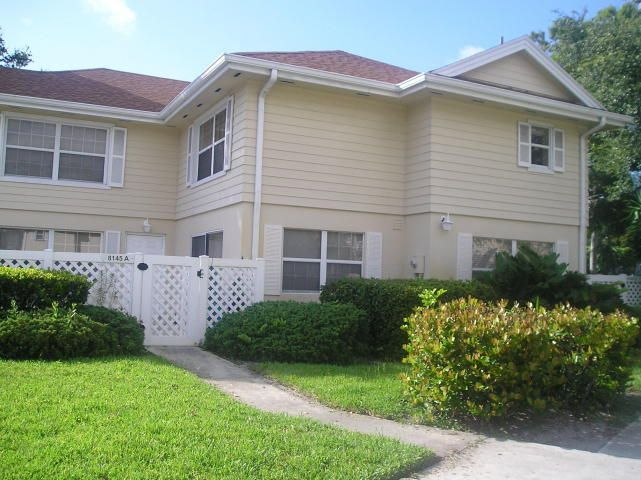 Townhouse for Rent at 8145 Bridgewater Court 8145 Bridgewater Court Lake Clarke Shores, Florida 33406 United States