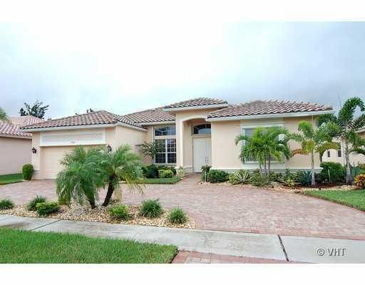 Bellaggio home 9164 Caserta Street Lake Worth FL 33467