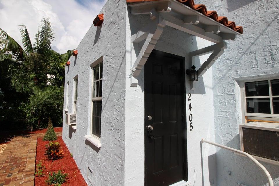 Additional photo for property listing at 2405 Georgia Avenue 2405 Georgia Avenue West Palm Beach, Florida 33401 Estados Unidos