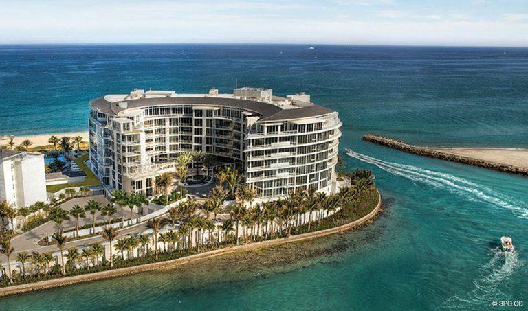 Co-op / Condominio por un Alquiler en 1000 S Ocean Boulevard 1000 S Ocean Boulevard Boca Raton, Florida 33432 Estados Unidos