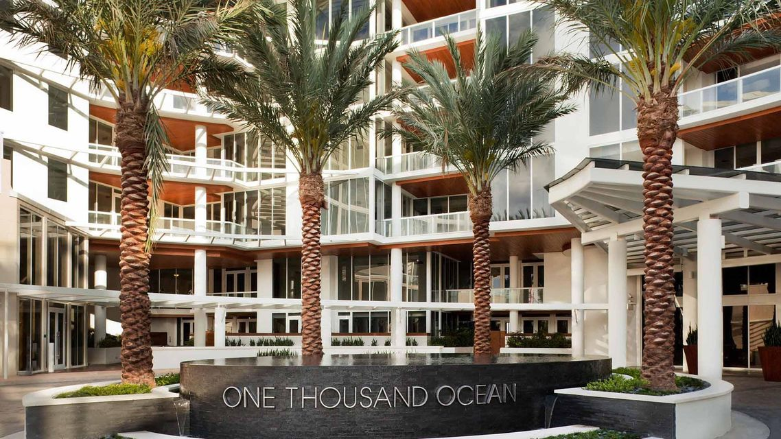 1000 Ocean Boulevard, Boca Raton, Florida 33432, 3 Bedrooms Bedrooms, ,4.1 BathroomsBathrooms,Condo/Coop,For Rent,Ocean,7,RX-10368346