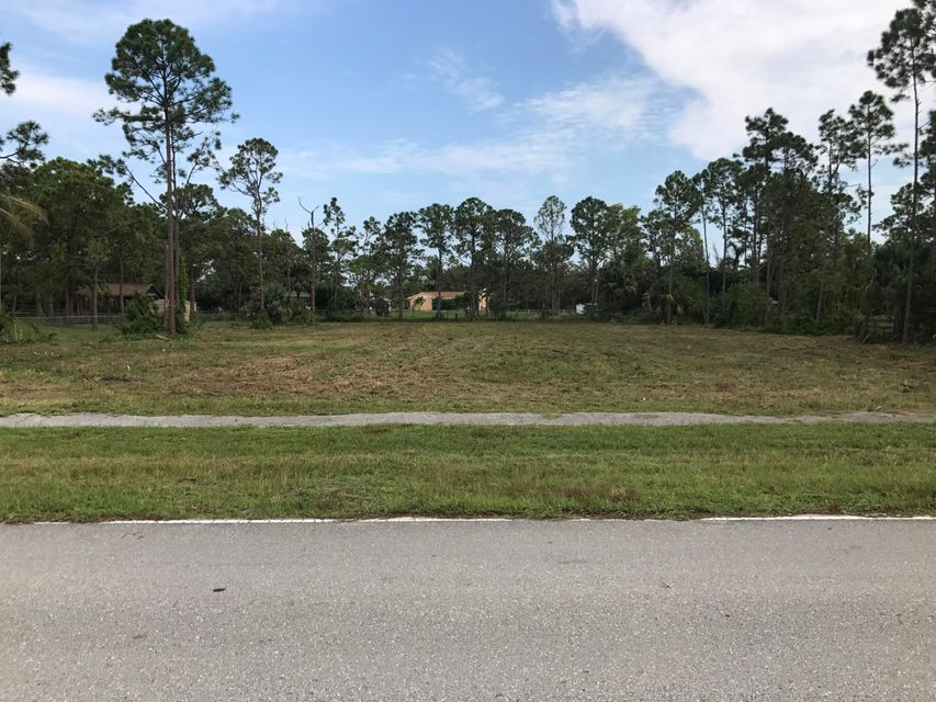 Agricultural Land for Sale at 11683 Tangerine Boulevard 11683 Tangerine Boulevard West Palm Beach, Florida 33412 United States