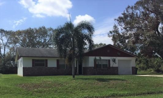 Casa para uma família para Venda às 7405 Santa Clara 7405 Santa Clara Fort Pierce, Florida 34951 Estados Unidos