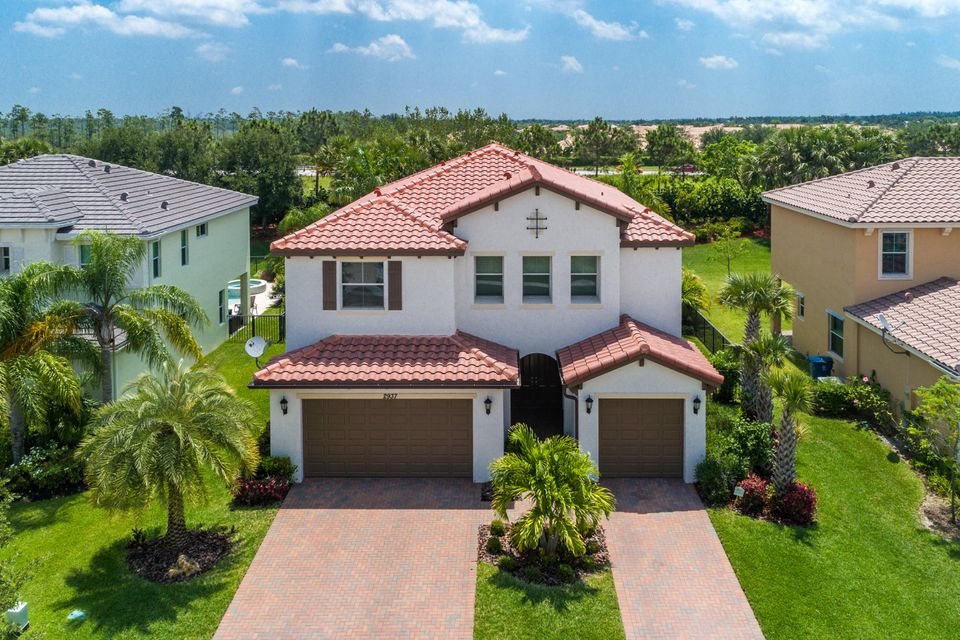 Single Family Home for Sale at 2937 Bellarosa Circle 2937 Bellarosa Circle Royal Palm Beach, Florida 33411 United States