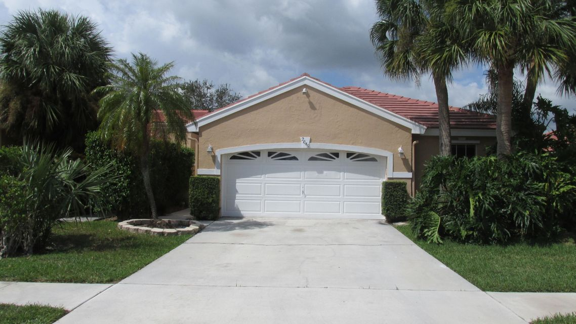 Maison unifamiliale pour l Vente à 2645 Country Golf Drive 2645 Country Golf Drive Wellington, Florida 33411 États-Unis