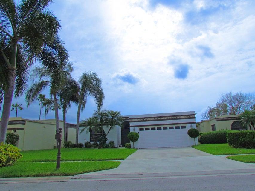 Casa Unifamiliar por un Venta en 6696 Palermo Way 6696 Palermo Way Lake Worth, Florida 33467 Estados Unidos
