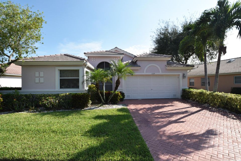 CORAL LAKES 2 home 6329 Coral Reef Terrace Boynton Beach FL 33437