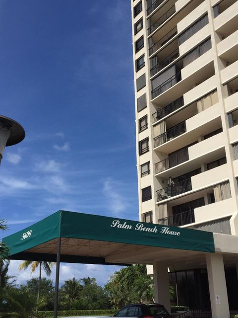 Condominium for Rent at 5600 N Flagler Drive # 2705 5600 N Flagler Drive # 2705 West Palm Beach, Florida 33407 United States