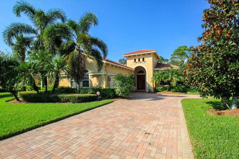 Single Family Home for Sale at 8937 Champions Way 8937 Champions Way St. Lucie West, Florida 34986 United States