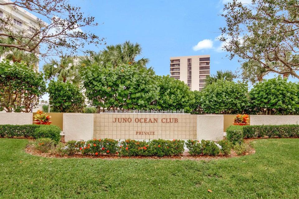 Home for sale in JUNO OCEAN CONDO Juno Beach Florida