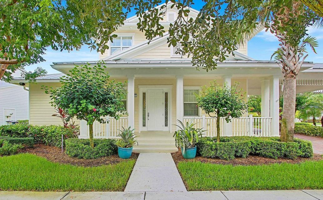 New Home for sale at 3240 Wymberly Drive in Jupiter