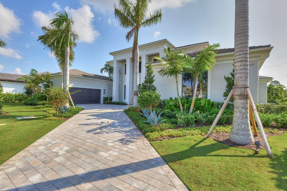 Single Family Home for Sale at 12027 Leucandra Court 12027 Leucandra Court Palm Beach Gardens, Florida 33418 United States