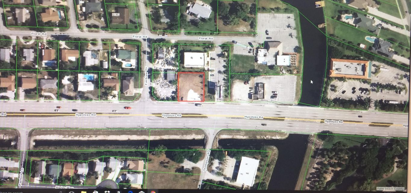 Commercial Land for Sale at 2899 Hypoluxo Road 2899 Hypoluxo Road Lake Worth, Florida 33462 United States