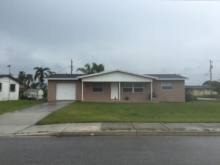 Rentals for Rent at 573 SW 14th Street 573 SW 14th Street Belle Glade, Florida 33430 United States
