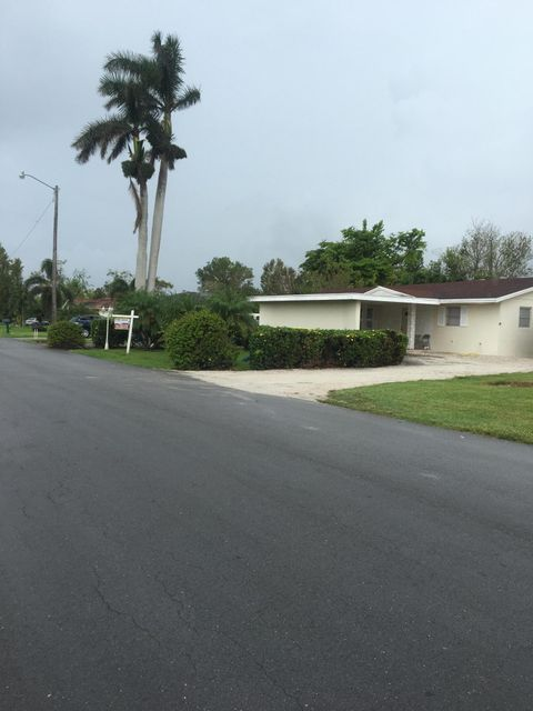 Home for sale in STEELE Belle Glade Florida
