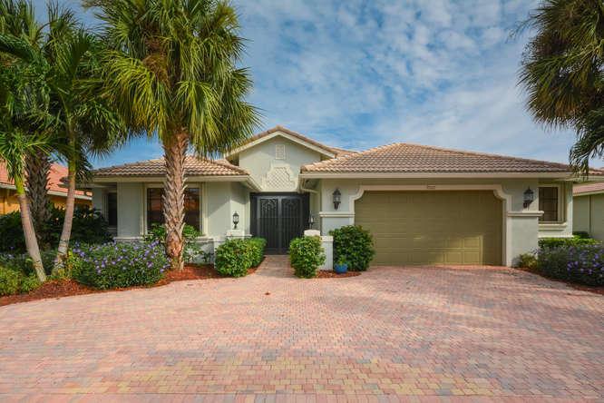 TIVOLI LAKES home 7000 Antinori Lane Boynton Beach FL 33437