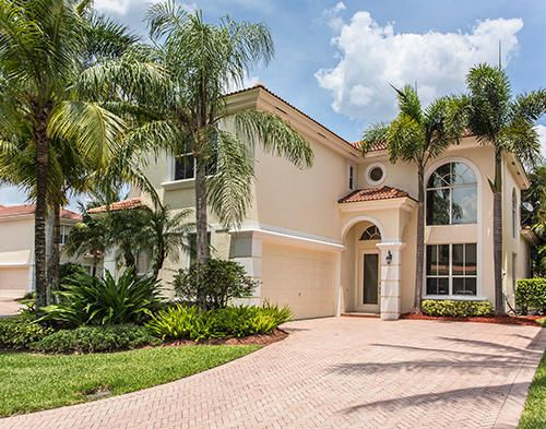 Single Family Home for Rent at 8500 Legend Club Drive 8500 Legend Club Drive West Palm Beach, Florida 33412 United States