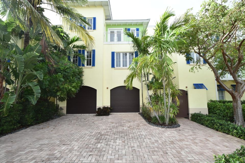 Townhouse for Rent at 1216 George Bush Boulevard 1216 George Bush Boulevard Delray Beach, Florida 33483 United States