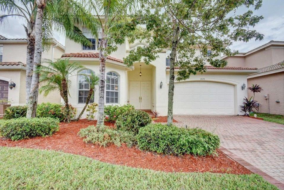 8573 Breezy Hill Drive  Boynton Beach FL 33473