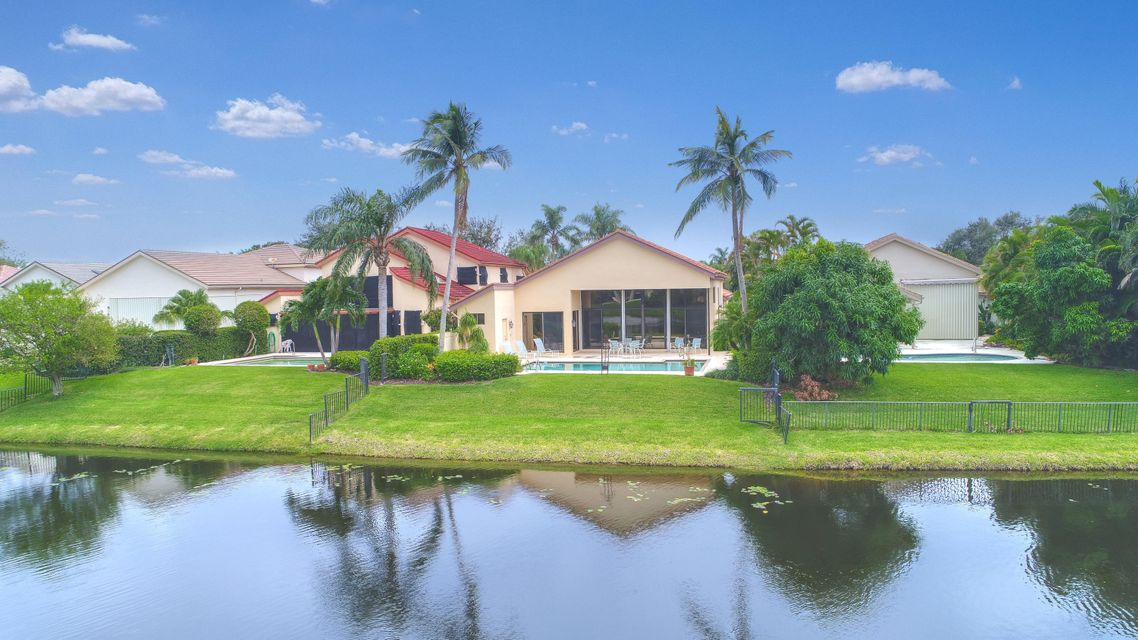 Single Family Home for Sale at 13765 Le Havre Drive 13765 Le Havre Drive Palm Beach Gardens, Florida 33410 United States