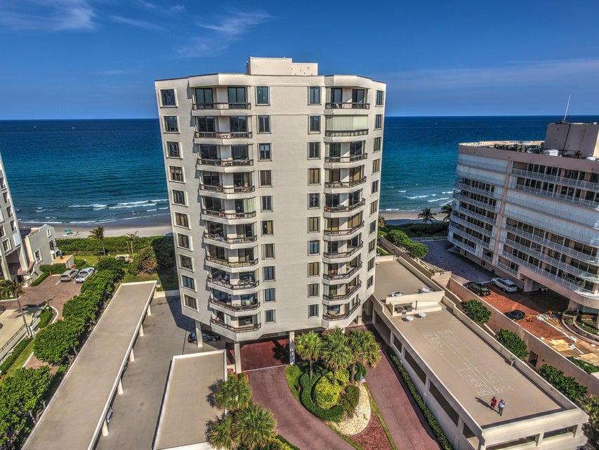 Konsum / Eigentumswohnung für Verkauf beim 3201 S Ocean Boulevard 3201 S Ocean Boulevard Highland Beach, Florida 33487 Vereinigte Staaten