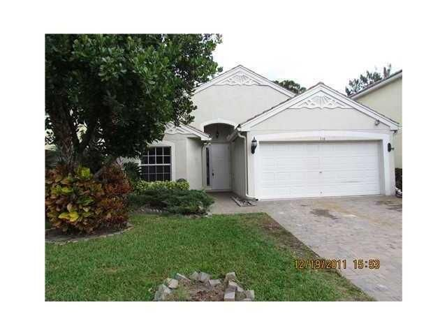 Rentals for Rent at 114 Canterbury Place 114 Canterbury Place Royal Palm Beach, Florida 33414 United States