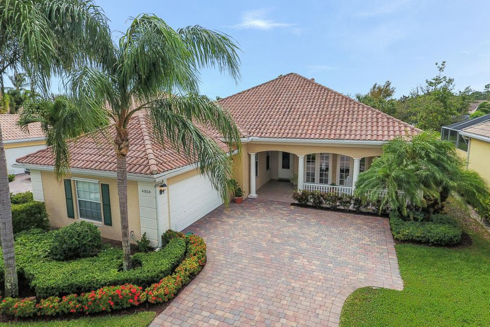 4804 Eugenia Drive , Palm Beach Gardens FL 33418 is listed for sale as MLS Listing RX-10370520 37 photos