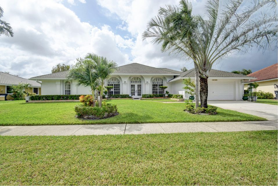 13949 Sheffield Court  Wellington FL 33414