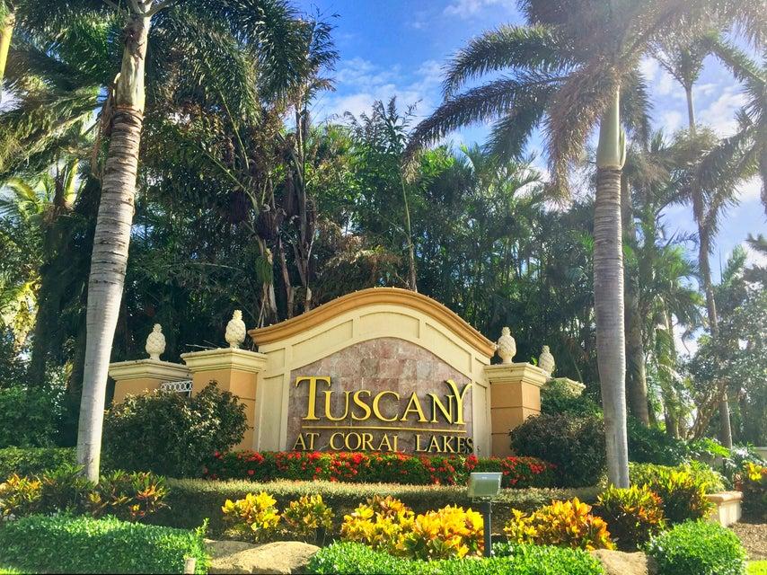 CORAL LAKES TUSCANY home 12568 Via Lucia Boynton Beach FL 33436