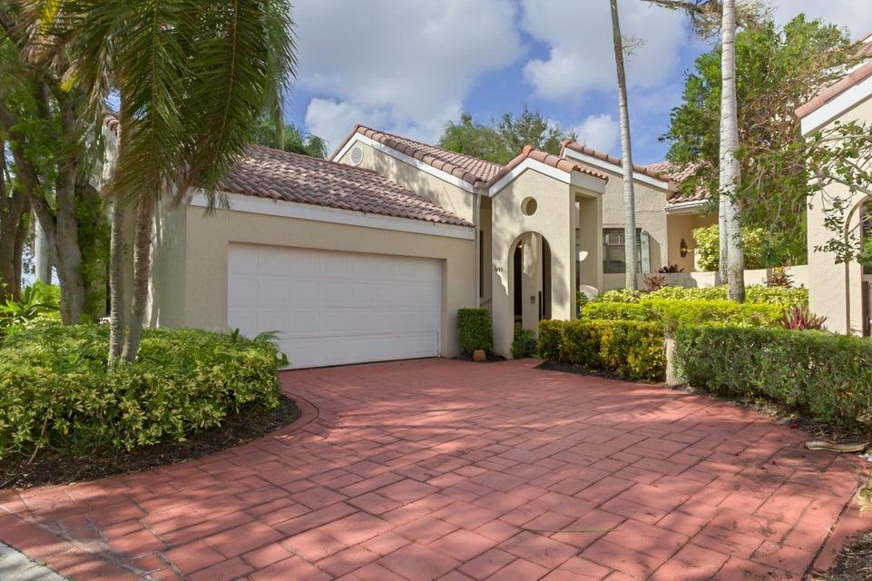 Villa for Sale at 7493 Campo Florido # D Boca Raton, Florida 33433 United States