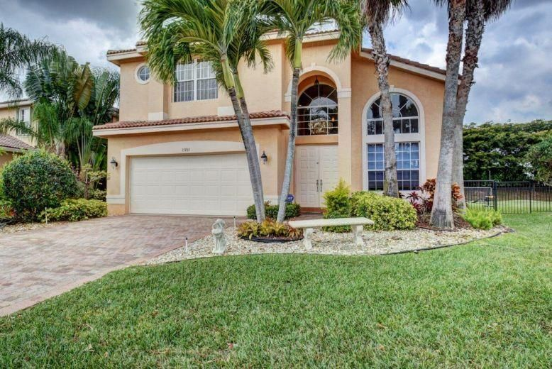 Single Family Home for Sale at 15763 Menton Bay Court 15763 Menton Bay Court Delray Beach, Florida 33446 United States