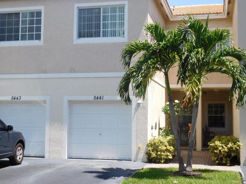 Casa unifamiliar adosada (Townhouse) por un Alquiler en 5441 Via Delray 5441 Via Delray Delray Beach, Florida 33484 Estados Unidos