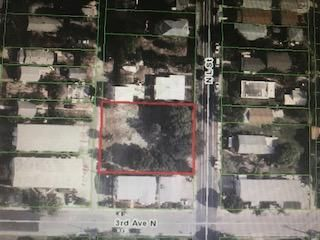 Commercial Land for Sale at 307 N L Street 307 N L Street Lake Worth, Florida 33460 United States