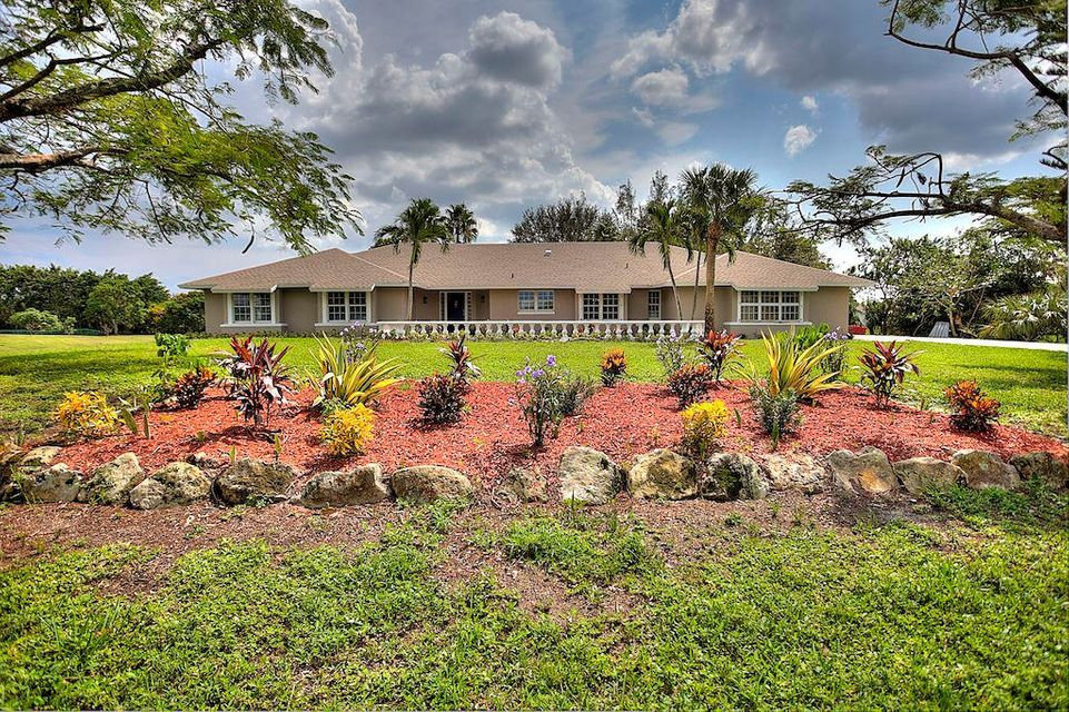 Single Family Home for Sale at 9332 Corral View 9332 Corral View Lake Worth, Florida 33467 United States