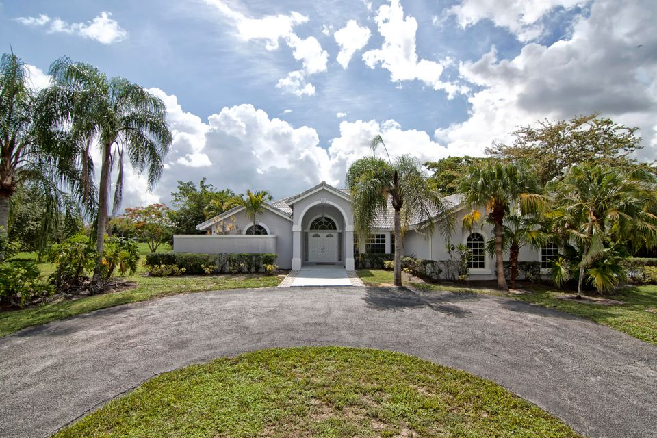 Single Family Home for Rent at 2696 Appaloosa Trail 2696 Appaloosa Trail Wellington, Florida 33414 United States