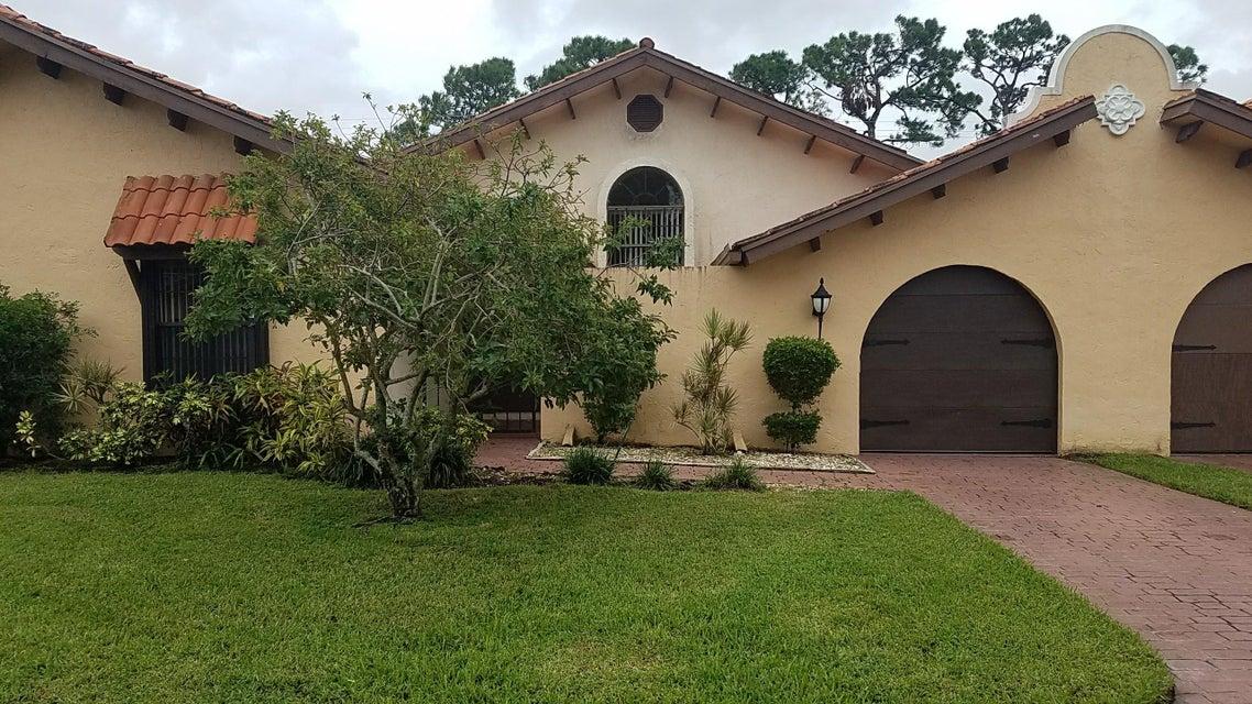 Villa por un Alquiler en 5146 Cortez Court 5146 Cortez Court Delray Beach, Florida 33484 Estados Unidos