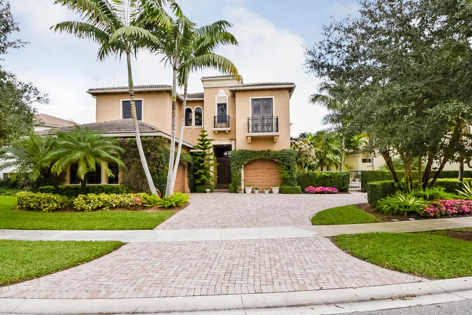 Casa Unifamiliar por un Venta en 17824 Villa Club Way 17824 Villa Club Way Boca Raton, Florida 33496 Estados Unidos