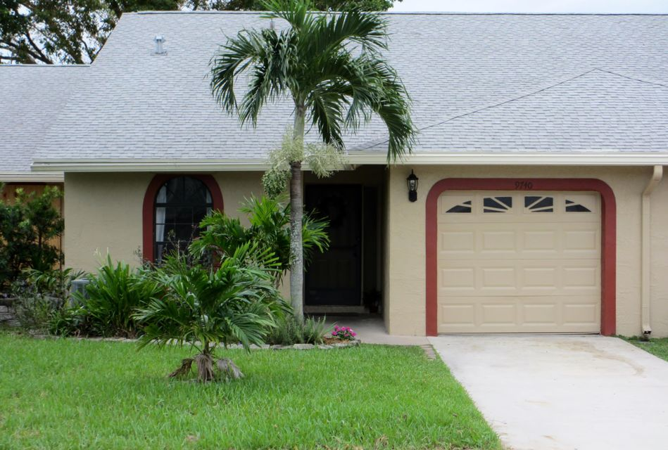 Villa for Sale at 9740 NW 76th Court 9740 NW 76th Court Tamarac, Florida 33321 United States